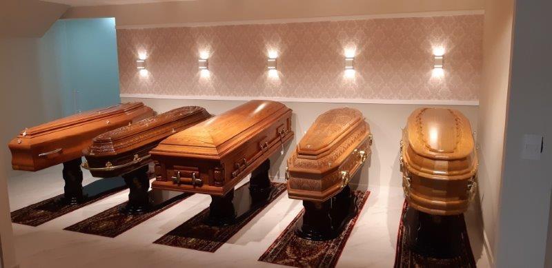 Preço de serviço funerário