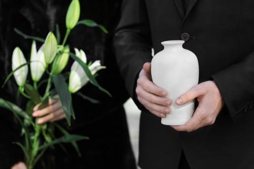 Serviço de cremação
